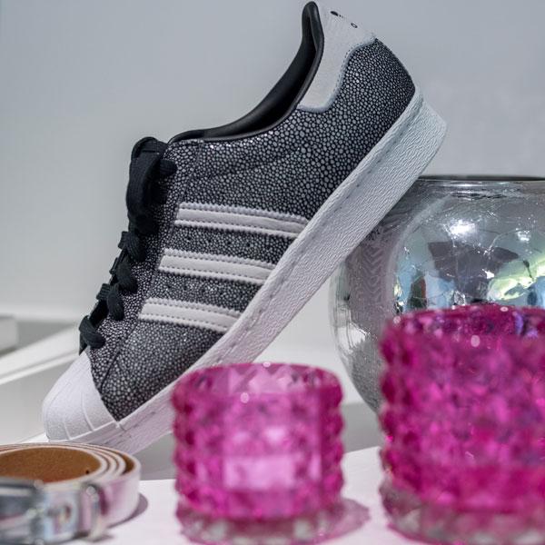 tragbar pink Schuh Adidas