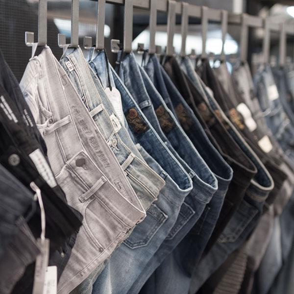 tragbar pure Hosen und Jeans