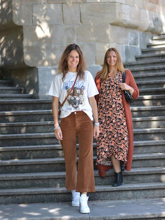 Herbstoutfit 2019 Esslingen tragbar Fashion