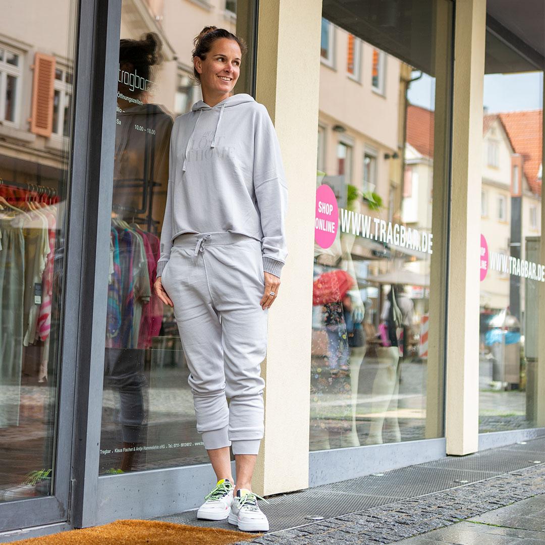 Liv Bergen Lost at home Hoody im tragbar pure Esslingen