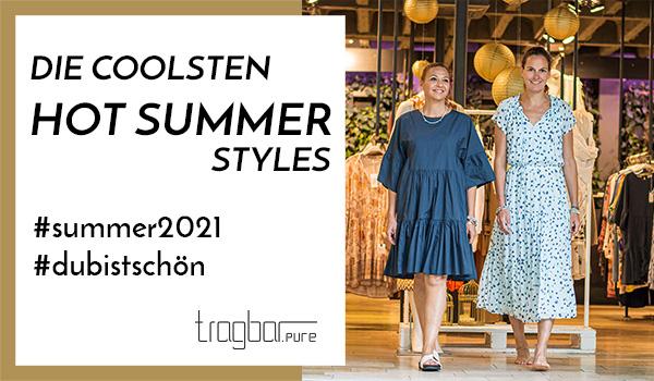 Sommer Kleider Fashion tragbar Esslingen